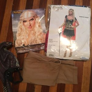 Women's Daenerys Targaryen Costume for sale